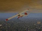FlightGear pa18lw