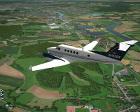 X-Plane B200KingAir-12