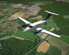 X-Plane B200KingAir-14