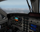X-Plane B200KingAir-16