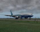 X-Plane B777-020