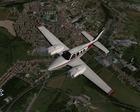 X-Plane Baron58-01