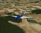 X-Plane BlackShapePrime05