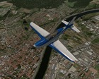 X-Plane BlackShapePrime17