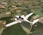 X-Plane DA42-01