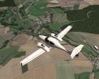 X-Plane DA42-03
