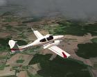 X-Plane DA42-09