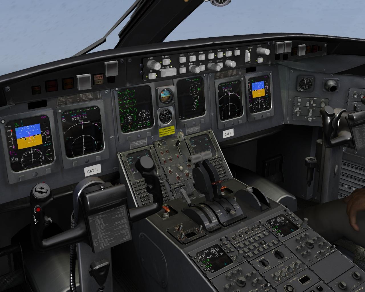 cockpit zoom
