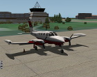 X-Plane c340-07