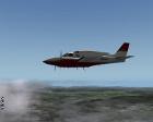 X-Plane c340-10