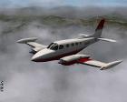 X-Plane c340-11