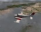 X-Plane c340-12
