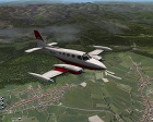 X-Plane c340-18