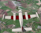 X-Plane c340-19
