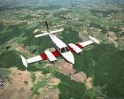 X-Plane c340-27
