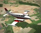 X-Plane c340-28