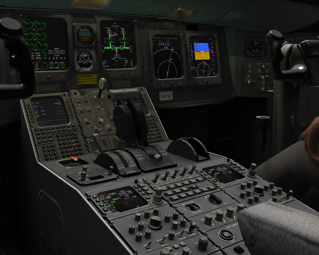 CRJ200 - The X-Plane General Discussions Forum - The AVSIM