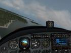 X-Plane falcocockpit