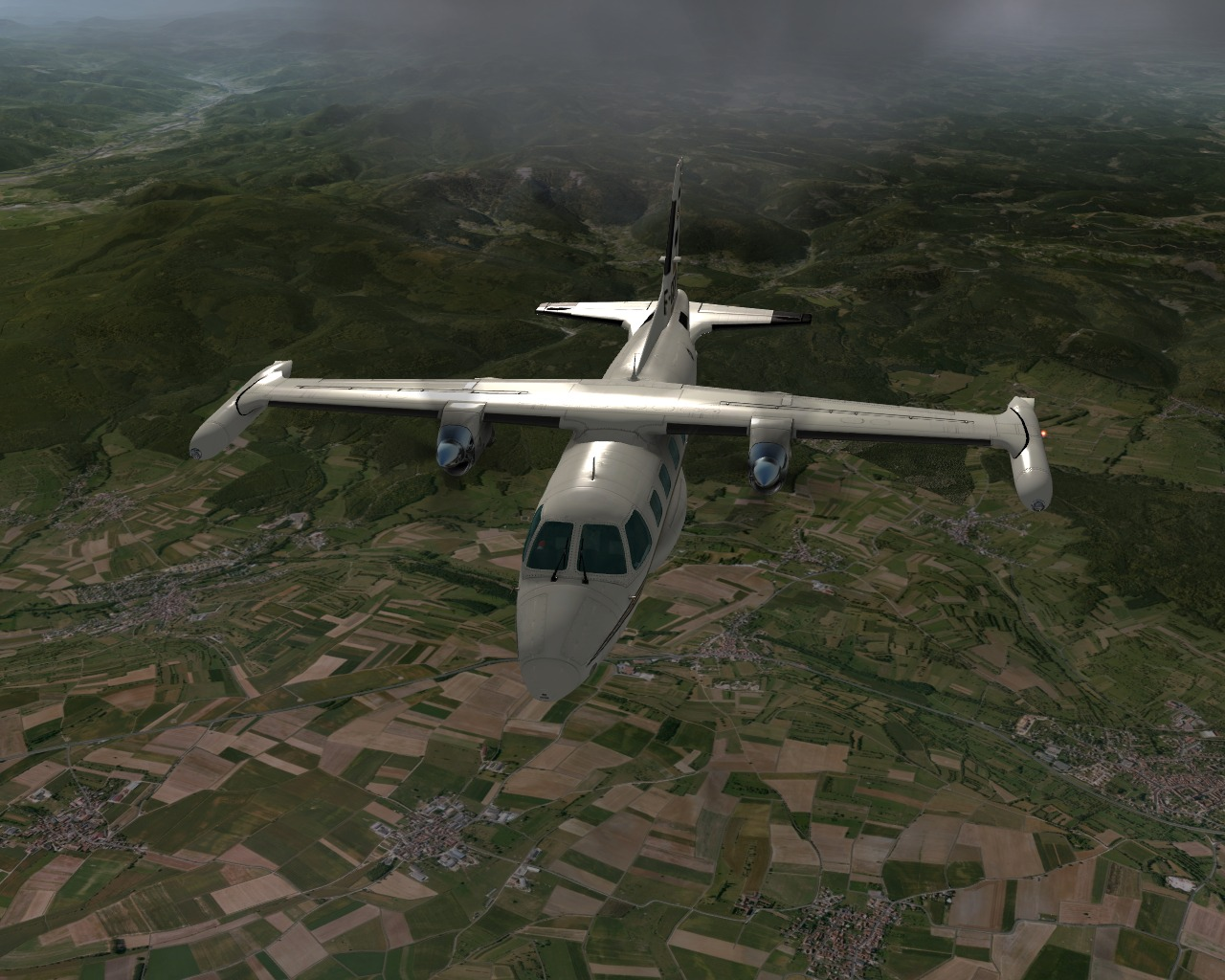 Decisions when returning to flight simulation